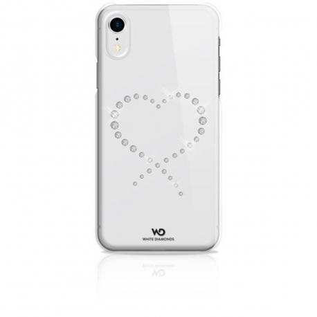 White Diamonds carcasa Apple iPhone XR Eternity transparente