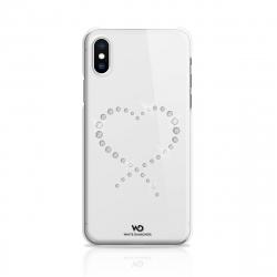 White Diamonds carcasa Apple iPhone XS Max Eternity transparente