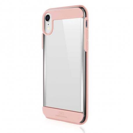 White Diamonds carcasa Apple iPhone XR Innocence Clear oro rosa