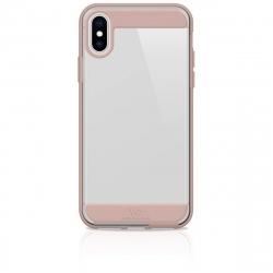 White Diamonds carcasa Apple iPhone XS Max Innocence Clear oro rosa
