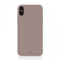 White Diamonds carcasa Iced Apple iPhone Xs/X oro rosa