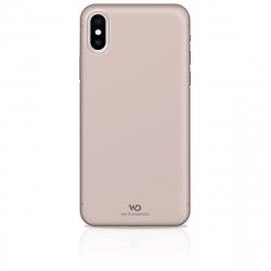 White Diamonds carcasa Apple iPhone XS Max Ulta Thin Iced oro rosa