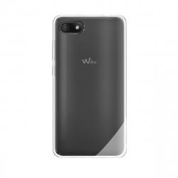 Wiko pack Wiko Sunny 3 carcasa Soft+Protector pantalla transparente