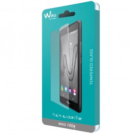 Wiko protector pantalla Wiko Robby 3G vidrio templado plano