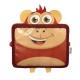 Wise Pet funda tablet Chimp de 7'' a 8''