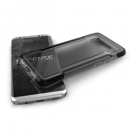 Xdoria carcasa Defense Clear Samsung galaxy S8 negra