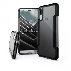 Xdoria carcasa Defense Clear Huawei P20 negra