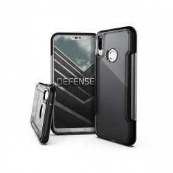 Xdoria carcasa Defense Clear Huawei P20 Lite negra