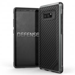 Xdoria carcasa Defense Lux Carbono Samsung Galaxy Note 8 negra