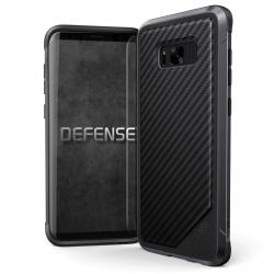 Xdoria carcasa Defense Lux Carbono Samsung Galaxy S8 Plus negra