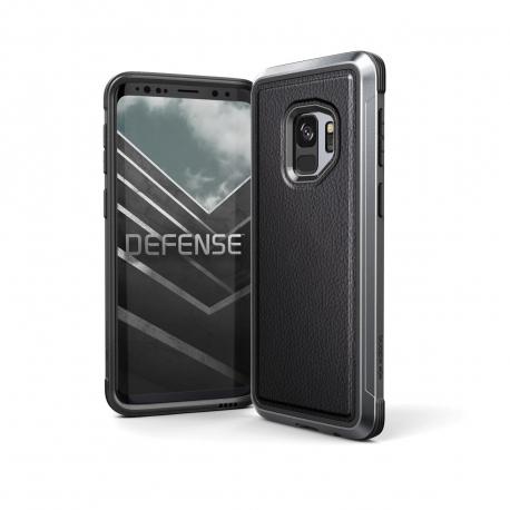 Xdoria carcasa Defense Lux Carbono Apple iPhone XR negra
