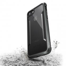 Xdoria carcasa Defense Shield Apple iPhone SE/8 negra