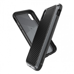 Xdoria carcasa Defense Shield Apple iPhone XR negra