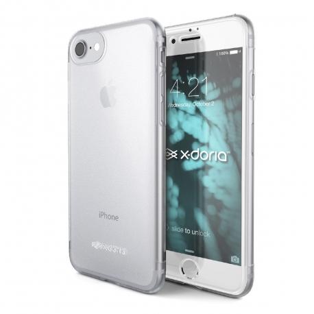 Xdoria carcasa Defense 360 Apple iPhone 8/7 transparente