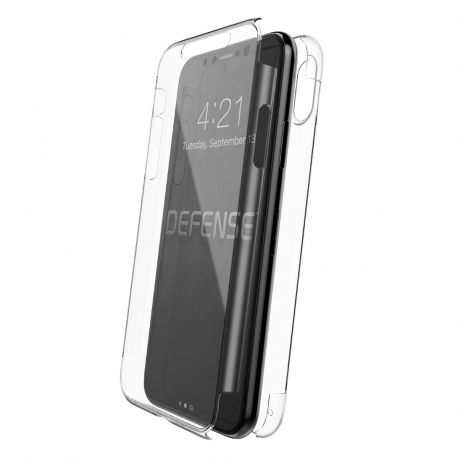 Xdoria carcasa Defense 360 Apple iPhone Xs/X transparente
