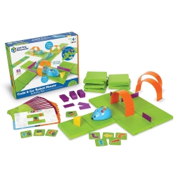 Learning Resources Code and Go ratón robot programable con kit de actividades