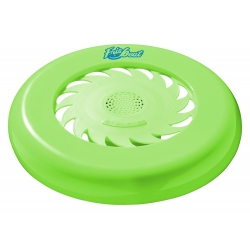Frisbee Bluetooth IP4 con altavoz integrado verde
