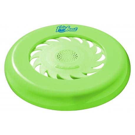 Frisbeee Bluetooth IP4 con altavoz integrado verde