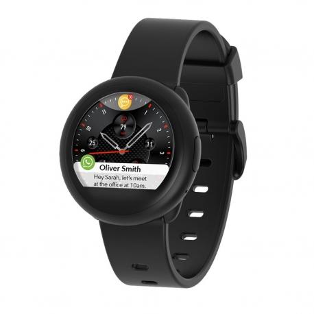 MyKronoz reloj ZeRound 3 Lite negro