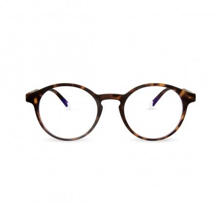 Barner screen glasses Le-Marais marrón
