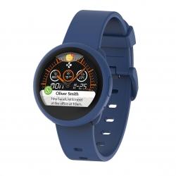 MyKronoz reloj ZeRound 3 Lite azul marino