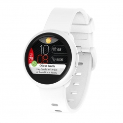 MyKronoz reloj ZeRound 3 Lite blanco
