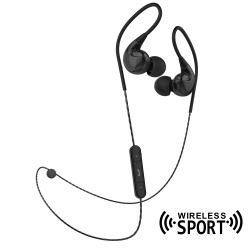muvit auriculares estéreo sport wireless M2S V2 negro