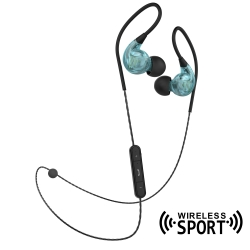 muvit auriculares estéreo sport wireless M2S V2 azul