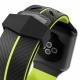 Xdoria correa goma Action Band Apple Watch 38/40mm negra/amarilla