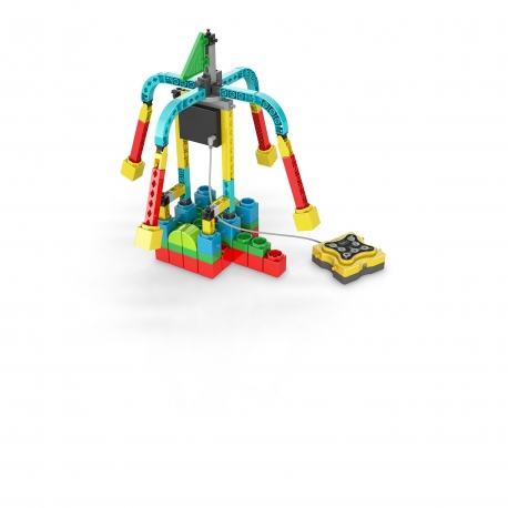 Engino Education E20 STEM & Robotics Mini Set v2 Kit programable de construcción STEAM