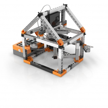 Engino Education E30 STEM & Robotics PRO Set v2 Kit programable de contrucción STEAM