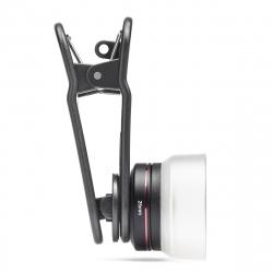 Pixter lente universal macro pro para smartphonesnes