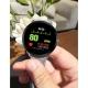 Muvit iO Reloj de Actividad y Salud HEALTH CUSTOM gris canvas