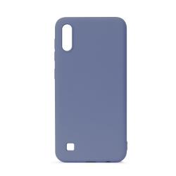 muvit Life funda liquid soft Samsung Galaxy A10 Grey