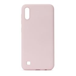 muvit Life funda liquid soft Samsung Galaxy A10 Pink