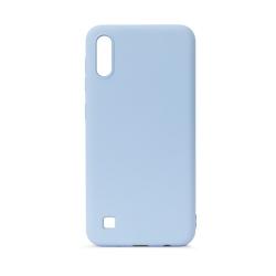 muvit Life funda liquid soft Samsung Galaxy A10 Blue sky
