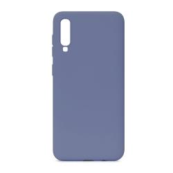 muvit life funda liquid soft Samsung Galaxy A70 Grey