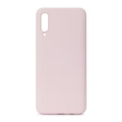muvit life funda liquid soft Samsung Galaxy A70 Pink