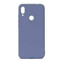 muvit life funda liquid soft Xiaomi Redmi Note 7 Grey