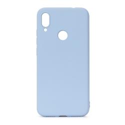 muvit life funda liquid soft Xiaomi Redmi Note 7 Blue Sky