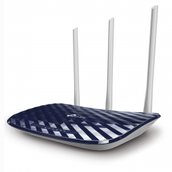 TP-Link router inalámbrico AC750 Dualband Chipset Mediatek 433Mbps a 5Ghz/300 Mbps a 2,4 GHz