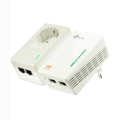TP-Link kit extensor Powerline Wifi AV500 C/Pass