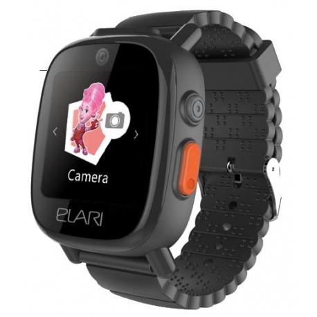 Elari Fixitime 3 Reloj inteligente para niños con video llamada negro