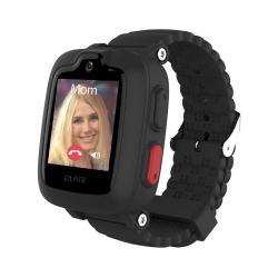 Elari Kidphone 3G Reloj inteligente para niños con video llamada y resistente al agua negro