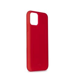 Puro funda silicona Icon Apple iPhone 11 Pro rojo