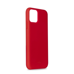 Puro funda silicona Icon Apple iPhone 11 rojo