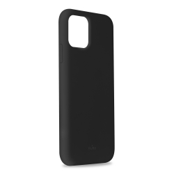 Puro funda silicona Icon Apple iPhone 11 Pro Max negro