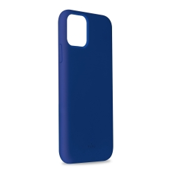 Puro funda silicona Icon Apple iPhone 11 Pro Max azul