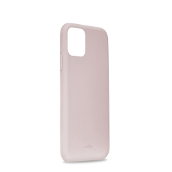 Puro funda silicona Icon Apple iPhone 11 Pro rosa