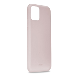 Puro funda silicona Icon Apple iPhone 11 Pro Max rosa